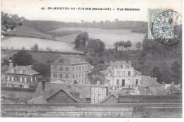 SAINT MARTIN DU VIVIER - Vue Générale - France