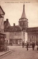67Aa    36 Saint Gaulthier Place Du Marché Pub Kub Et Pneus Wolber - Non Classés