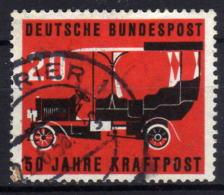BRD 1955 - MiNr: 211 Kraftpost - Gebraucht