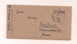 Feldpostbrieft Mit Original- Inhalt 17.1.1944 Von FP-Nr.59983 A Von Rußland - Deutschland