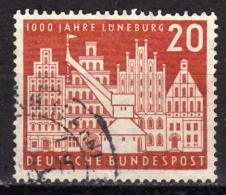 BRD 1956 - MiNr: 230 Lüneburg - Gebraucht