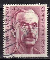 BRD 1956 - MiNr: 237 Thomas Mann  Used - Gebraucht