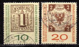 BRD 1959 - MiNr: 310-311  Used - Gebraucht