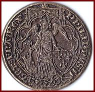 Jeton PHILIPPE VI Ange D´Or 1341 Collection BP Trésor Des Rois De France 5 G Etat TTB Publicité Pièce Monnaie - Royal / Of Nobility