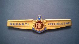 Pin's Reparti Fiat Specializzati - P356 - Fiat