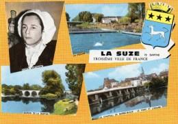 LA SUZE TROISIEME VILLE DE FRANCE - La Suze Sur Sarthe