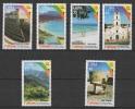 C* (2010) Yv. 4917/22  /  Architecture - Batiment - Buildings - Heritage - Tourism - Beach - Church - Kerken En Kathedralen