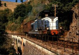 15 - SAINT-ETIENNE-DE-CHOMEIL - Rail - Train - Locomotive - France