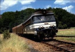 15 - CHEYSSAC - Rail - Train - Locomotive - France