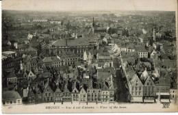 Brugge Bruges 177 Vue A Vol D'oiseau - Brugge