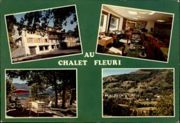 15 - SAINT-JACQUES-DES-BLATS - Carte Pub Hotel - France