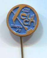 Airplane / Airlines, Plane Flug, Aviation - EUCH 1984. European Championships, Free Flight, LIVNO YU, Vintage Pin, Badge - Airplanes