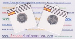 SPAIN / FRANCO   50  CENTIMOS  1.966  #72  ALUMINIO  KM#795  SC/UNC    T-DL-9240 - 50 Centimos