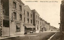 CAYEUX SUR MER(SOMME) HOTEL DE PARIS - Cayeux Sur Mer