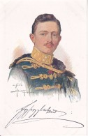 AK Kaiser Karl I. Von Österreich-Ungarn - Kriegsfürsorgeamt - 1915 (24169) - Case Reali
