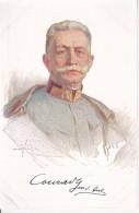 AK General Conrad V. Hötzendorf - K.u.k. Armee - Kriegsfürsorgeamt - 1915 (24170) - Personen