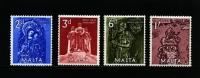 MALTA - 1962  GREAT SIEGE COMMEMORATION  SET MINT NH - Malta
