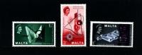 MALTA - 1958  TECHNICAL  EDUCATION  SET MINT NH - Malta