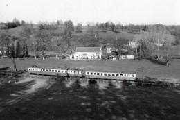 PHOTO 282 - Photo 13,5 X 9 - Train Près De BELLAC - Photo Guy LAFORGERIE - Trains