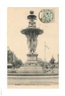 Reims - Fontaine Bartholdi - Place De La République - Reims