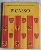 PICASSO WORLD'S MASTERS NEW SERIES EDITOR ANTHONY BERTRAM - Bellas Artes