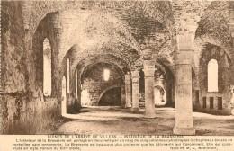 RUINES ABBAYE DE VILLERS INTERIEUR DE LA BRASSERIE - Villers-la-Ville