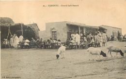 DJIBOUTI GRAND CAFE SOMALI - Djibouti
