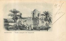 DJIBOUTI  VIEILLE MOSQUEE DE TADJOURAH - Gibuti