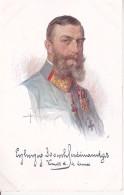 AK Erzherzog Joseph Ferdinand - Komdt. D. 4. Armee - K.u.k. Armee - Kriegsfürsorgeamt - Ca. 1915 (24171) - Personen
