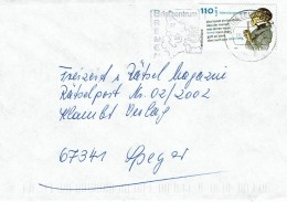 Germany ,  Allemagne ,  2001 , Teacher , Teaching , Professeur , Enseignement , Slogan , Meter - Berufe