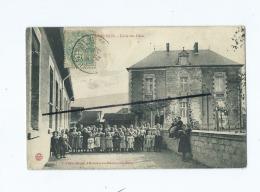 CPA - Bussières - Ecole Des Filles - France