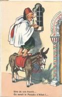 Carte Articulée / Le Harem / Sultan Et Odalisques/Jean Chaperon/Editions Picard/Années 60     CPH22 - Humour