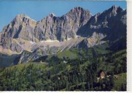 AUSTRIAHÜTTE - Dachstein Südwände, Hoher Dachstein - Ramsau Am Dachstein