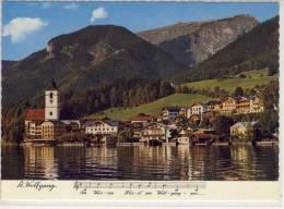 ST. WOLFGANG - Im Weissen Rössl Am Wolfgang See ...., Liedtext: Im Salzkammergut .... - St. Wolfgang