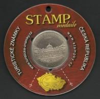 Czech Republic, Buchlovice, Stamp Medaile, Souvenir Jeton, Sealed - Autres