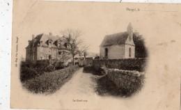 BAUGE LA GOUBERIE (CARTE PRECURSEUR ) - France