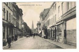 NEL02.08 / CPA /  MARCHIENNE - AU - PONT / RUE NEUVE - Charleroi