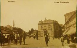 SILISTRA,HISTORICAL ROMANIA,CALEA TURTUCAIA,POSTCARD,ROMANIA - Rumänien