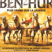 Ben Hur : Plus Grand Que La Légende - Soundtracks, Film Music