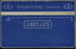 Netherlands - L&G - Service - SE-18 - 606A - 4.000 Ex. - MINT - R - Netherlands