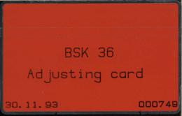 Generic - L&G - Adjusting - AD-05 - 30.11.93 - 1.000 Ex. - MINT - RR - Phonecards