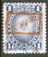 PERU - Yv. 01-1 Cent. - SERVICIO-PER-2730 - Peru
