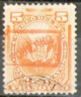 PERU - Yv. 03-5 Cent. - SERVICIO-PER-2731 - Pérou