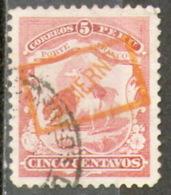 PERU - Yv. 18-5 Cent. - SERVICIO-PER-2735 - Perù