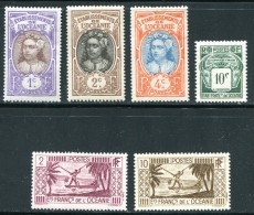 OCEANIE- Lot De Timbres Neufs Avec Charnière * - Oceanië (1892-1958)
