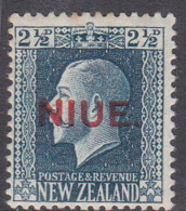 Niue SG 28 1920 Two And Half Penny Mint Hinged - Niue