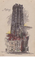 MALINES  SERIE 1516 - Malines