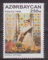 AZERBAIJAN 1996 NEW YEAR FEST - NEVROUZ MNH M02837 - Azerbaïjan