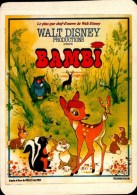 WALT DISNEY..BAMBI...CPM - Affiches Sur Carte