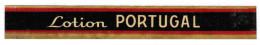 ETIQUETTE LOTION PORTUGAL - Labels